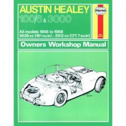Haynes Austin Healey 100/6 et 3000 (1956-68)