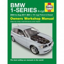 Haynes BMW Série 1 (E81, E82, E87), essence et Diesel (2004-11)