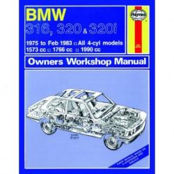 Haynes BMW 316, 320 et 320i (E21, 1975-83)