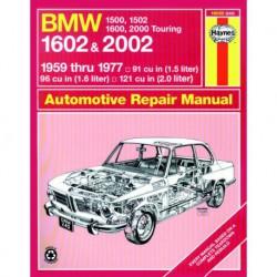 Haynes BMW 1500, 1502, 1600, 1602, 2000 et 2002 (1959-77)