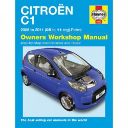 Haynes Citroen C1 essence (2005-11)