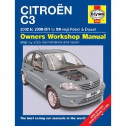 Haynes Citroën C3 essence et Diesel (2002-09)