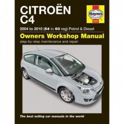 Haynes Citroën C4 essence et Diesel (2004-10)