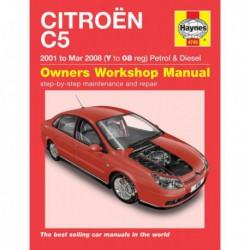 Haynes Citroen C5 essence et Diesel (2001-08)