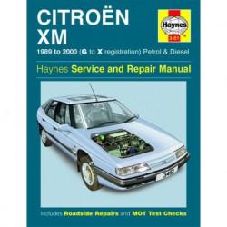 Haynes Citroën XM essence et Diesel (1989-00)