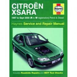 Haynes Citroën Xsara essence et Diesel (1997-2000)