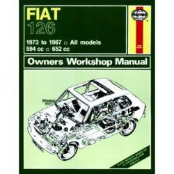 Haynes Fiat 126 (1973-87)