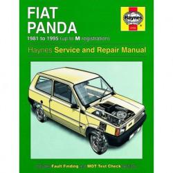 Haynes Fiat Panda I (1981-95)