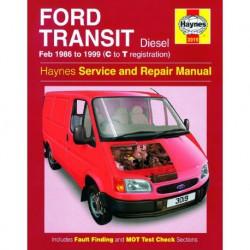Haynes Ford Transit MkII, Diesel (1986-99)