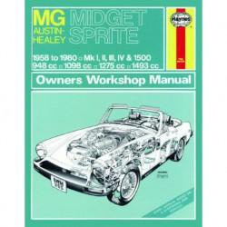 Haynes MG Midget et Austin-Healey Sprite (1958-80)