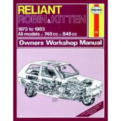 Haynes Reliant Robin et Kitten (1973-83)