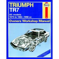 Haynes Triumph TR7 (1975-82)