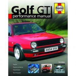 Manuel de modification des Volkswagen Golf Gti Mk1