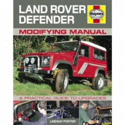 Manuel de modification des Land Rover Defender