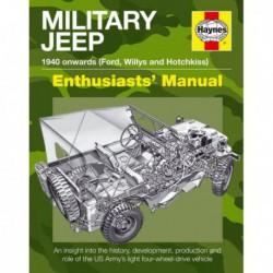 Manuel de l'amateur de la Jeep militaire
