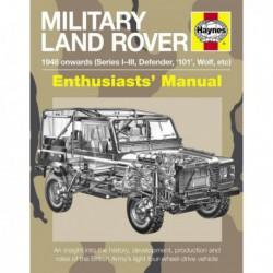 Manuel de l'amateur du Land Rover militaire