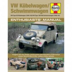 Manuel de l'amateur du VW Kubelwagen et Schwimmwagen