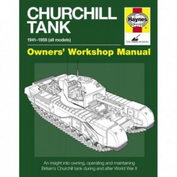 Manuel de l'amateur du tank de combat Churchill