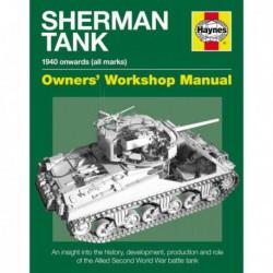 Manuel de l'amateur du tank de combat Sherman