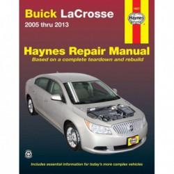 Haynes Buick LaCrosse (2005-13)
