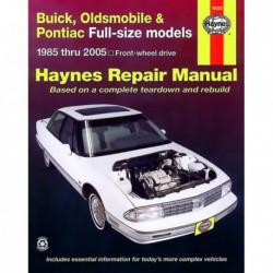 Haynes Buick, Oldsmobile, Pontiac (1985-2005)