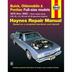 Haynes Buick, Oldsmobile, Pontiac (1970-90)