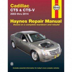 Haynes Cadillac CTS et CTS-V (2003-14)