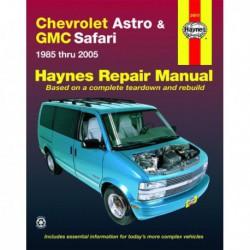 Haynes Chevrolet Astro et GMC Safari vans (1985-2003)