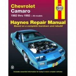 Haynes Chevrolet Camaro mk3 (1982-92)