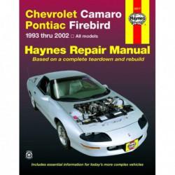 Haynes Chevrolet Camaro mk4 et Pontiac Firebird mk4 (1993-2002)