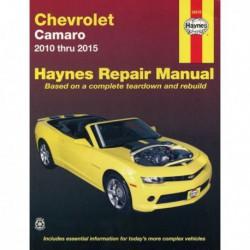 Haynes Chevrolet Camaro mk5 (2010-15)