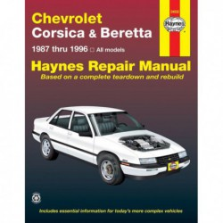Haynes Chevrolet Corsica et Beretta (1987-96)