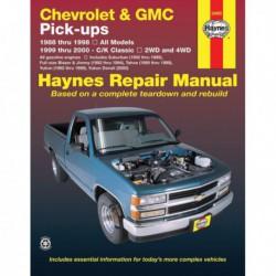 Haynes Chevrolet C/K, Suburban, Blazer, Tahoe & GMC Jimmy, Suburban, Yukon (1988-2000)
