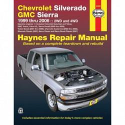 Haynes Chevrolet Silverado, Suburban, Tahoe, Avalanche et GMC Sierra, Yukon, Denali (1999-2006)