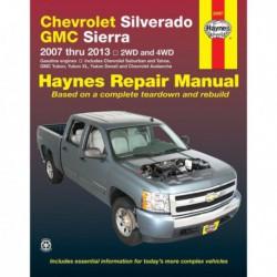 Haynes Chevrolet Silverado, Suburban, Tahoe, Avalanche et GMC Sierra, Yukon, Denali (2007-13)